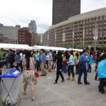 Boston Japan Festival 2013 festival-goers