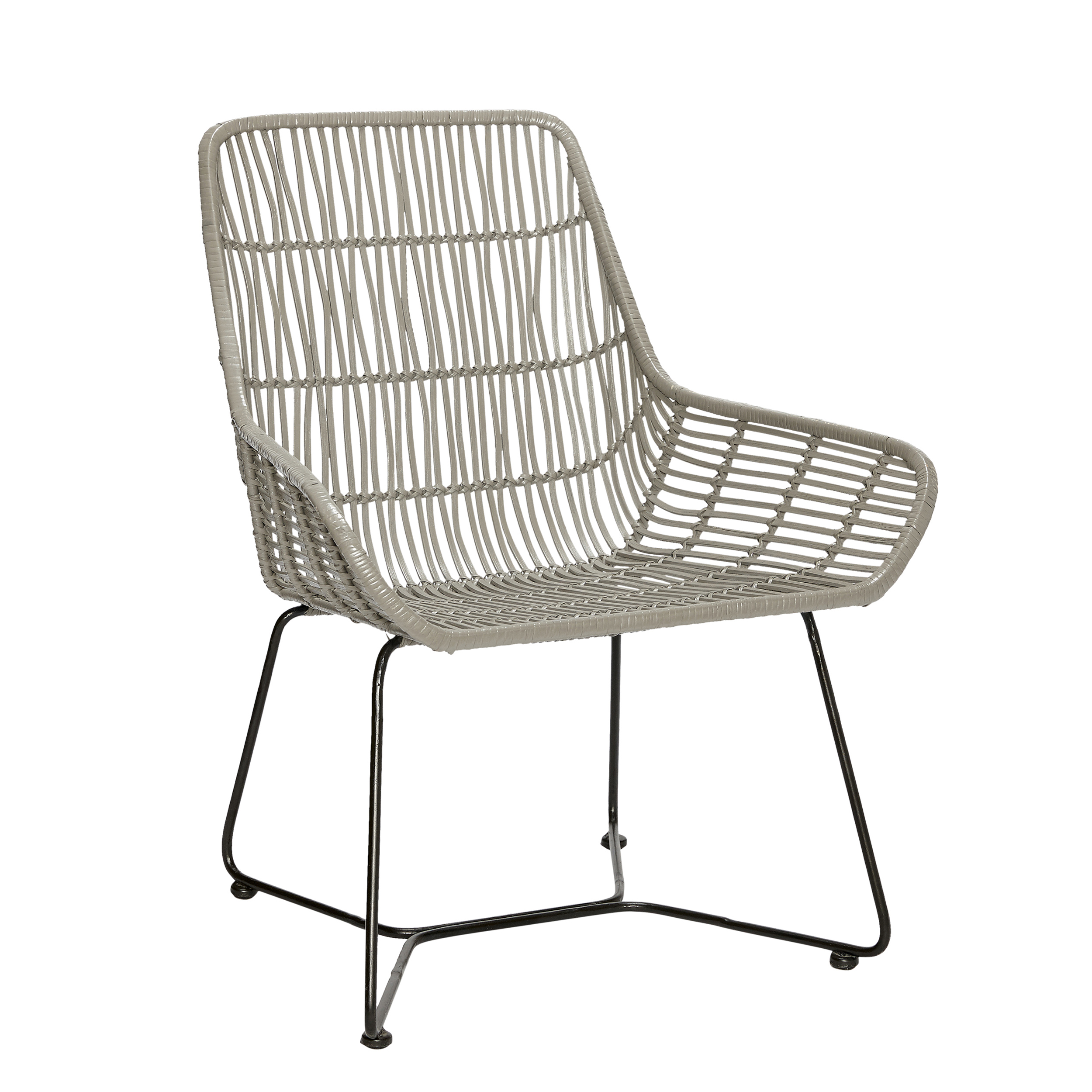 Rattanstuhl Grau Moderne Sessel Best Hay About A Lounge Chair Aal Sessel