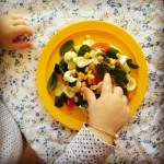 sweetcorn pasta salad