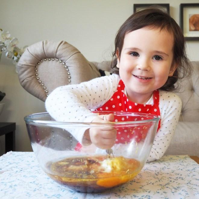 wholemeal lemon, ricotta & chia muffins