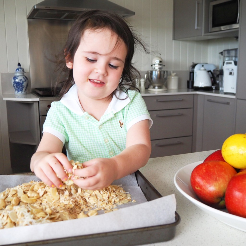 the healthy home made muesli you must try