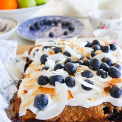 blueberry lemon coconut bars