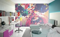 Articles - Teens room - inspirations with wallpapers for ...