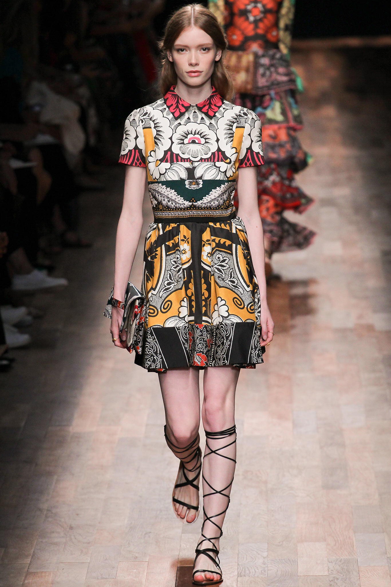 Dsign Valentino Runway Valentino Spring 2015 Rtw Collection