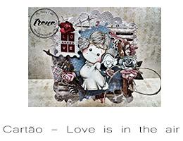 love is in t
