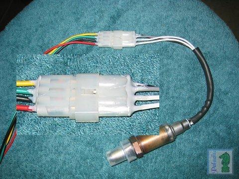 Bosch 4-Wire O2 Sensor