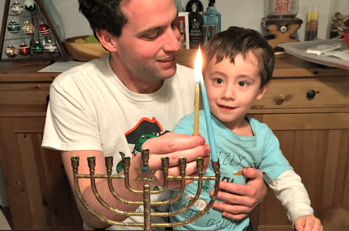 Celebrating Hanukkah: Our Traditions