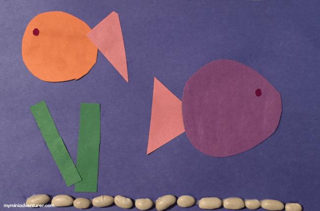 shape aquarium