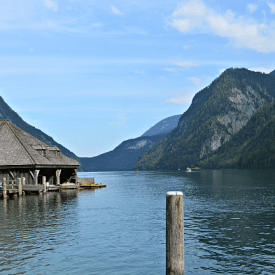 A day at Königssee, Germany