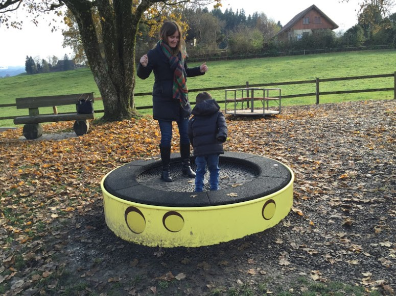 cheese-trampoline