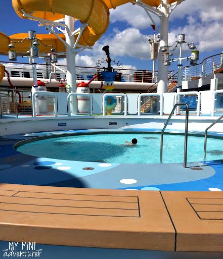 disney cruise kids pool