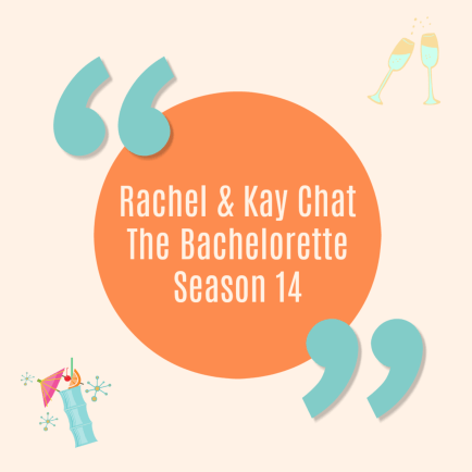 Rachel and kay chat itunes logo