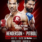 Bellator 160: Henderson vs Pitbull