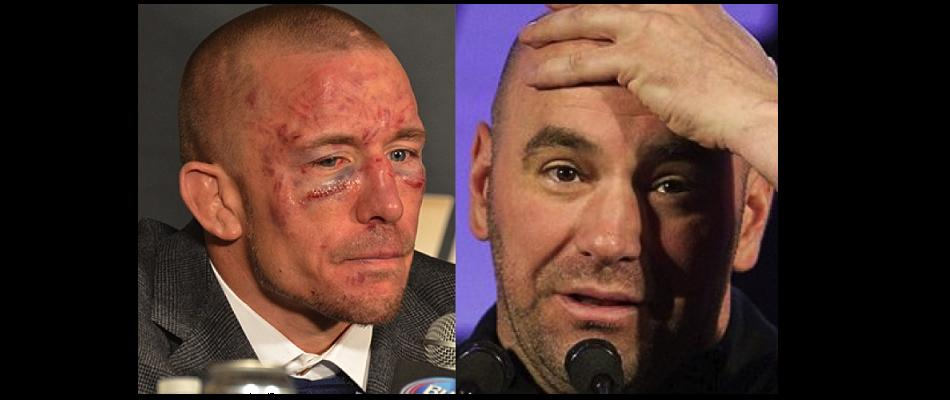 The Plot Thickens: UFC says GSP still under contract; will use law if need be