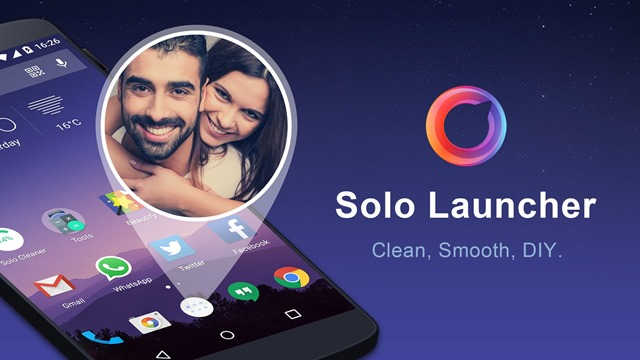 Solo Launcher - Best Android Launcher