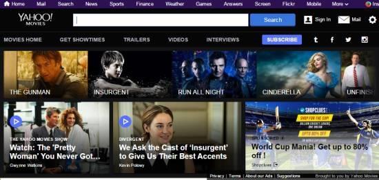 Yahoo Movies - watch free movies online