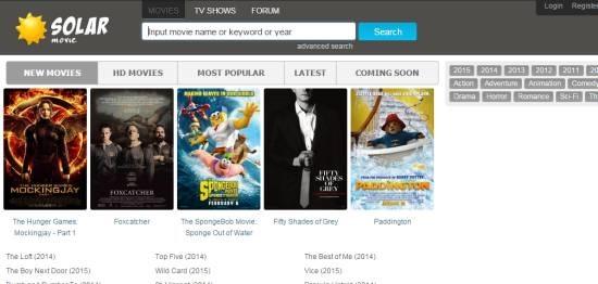 Solar Movie - watch free movies online