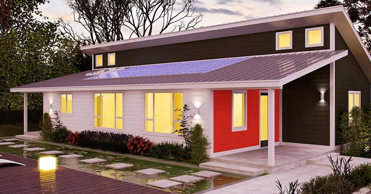Deltec Homes Modern Prefab Homes Under 100k Offer An Eco-friendly Way