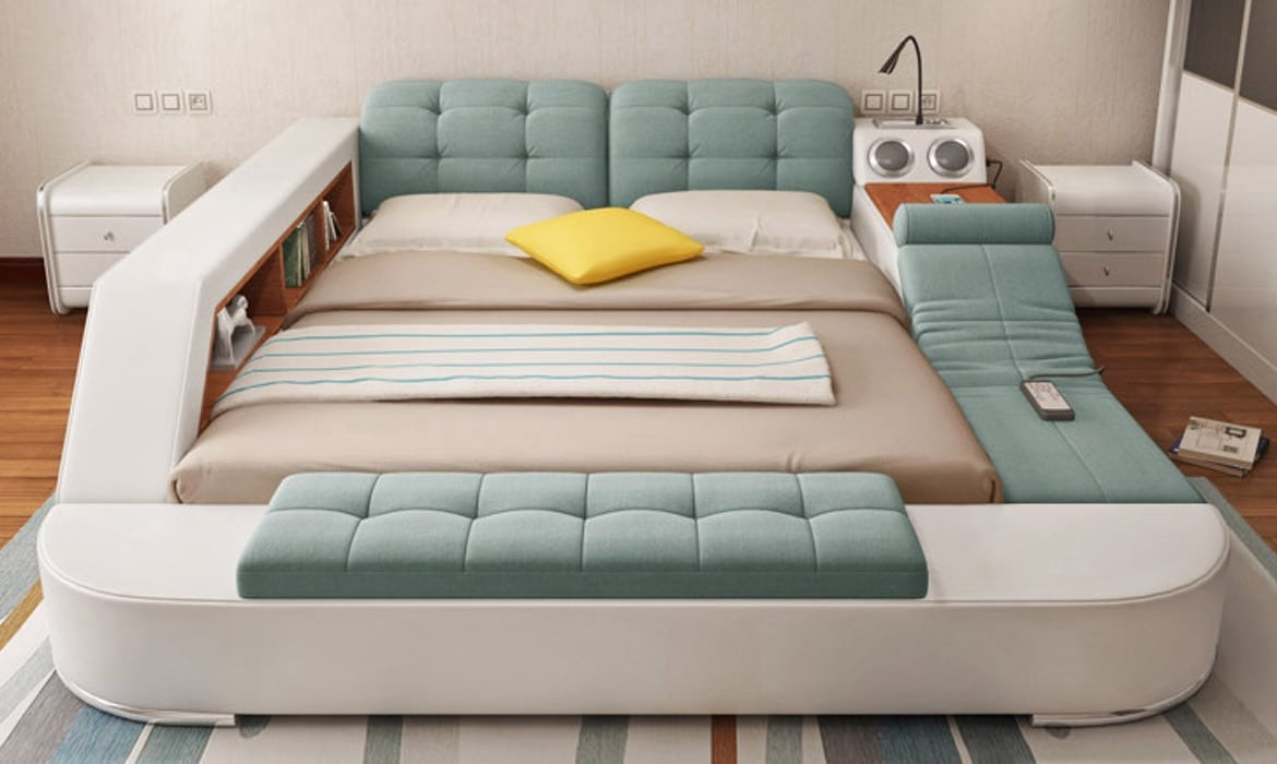 Sofa Bed Giant Malaysia This Cool Bed Is The Ultimate Piece Of Multifunctional Furniture