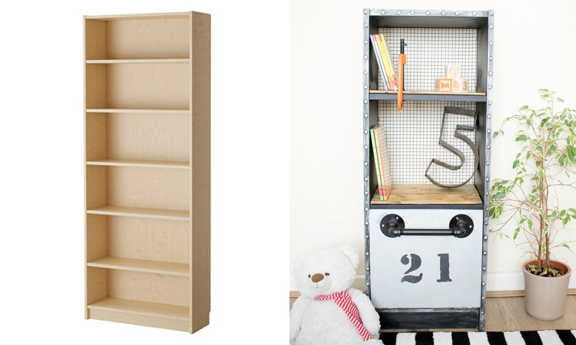 Ikea Hacks Ikea Furniture Hacks Transform Plain Home Decor Into Original Pieces