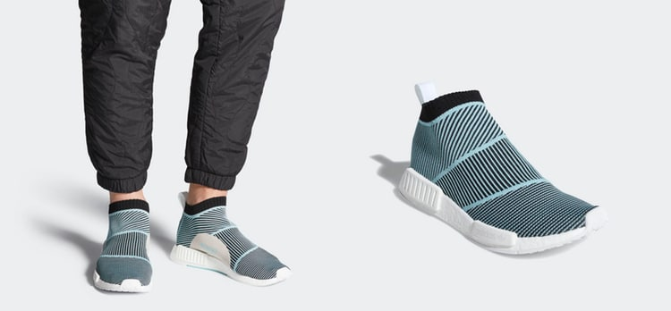 Adidas Sells 1 Million Pairs of Parley Shoes Made from Ocean Plastic
