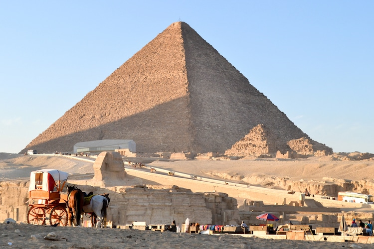 What are the Seven Wonders of the World, from Ancient to Modern