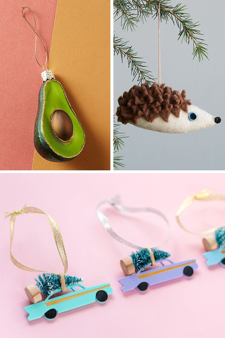 Pantone Christmas Ornaments 15 Creative Christmas Ornaments To Trim Your Tree In Style