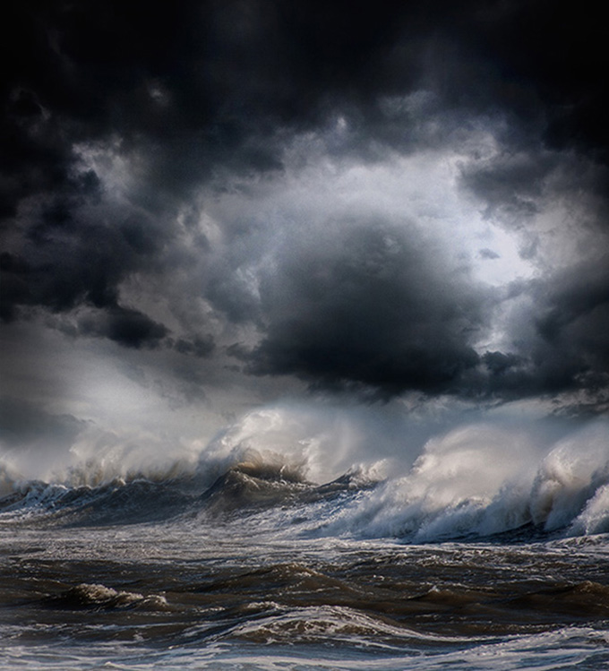 Love U So Much Quotes Wallpaper Dynamic Photos Of The Ocean During Powerful Storms