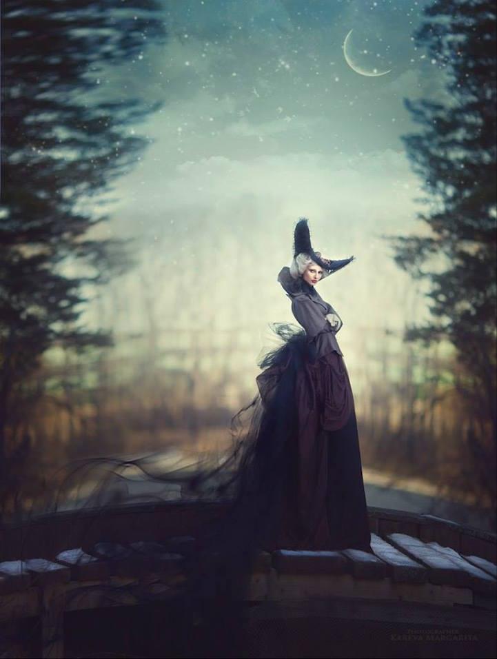 Steampunk Girl Wallpaper Hd Russian Photographer Creates Stunning Visual Narratives