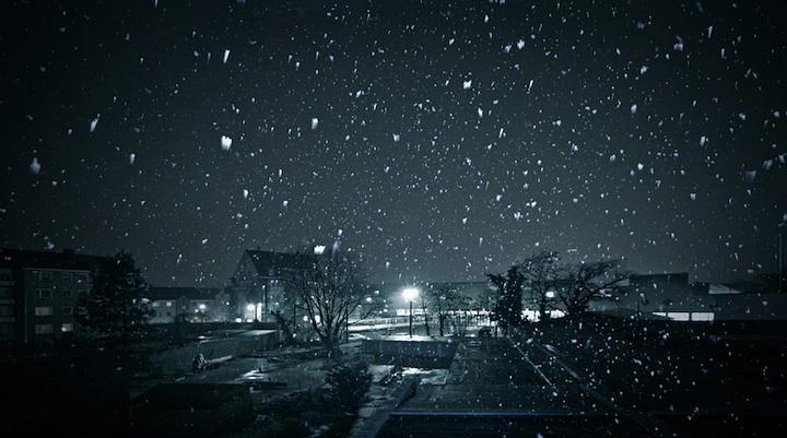 Snow Falling At Night Wallpaper The Most Magical Snow Falls At Night 7 Photos