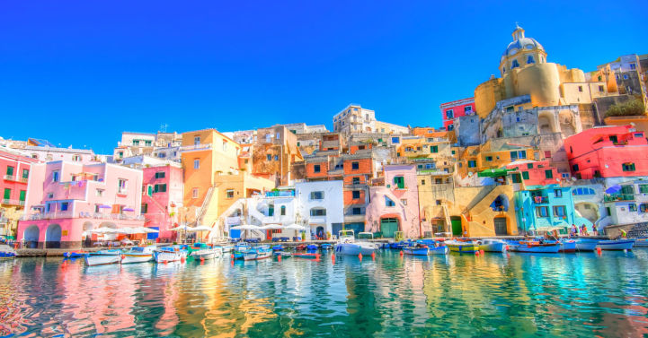 30 Most Colorful Cities Around the World