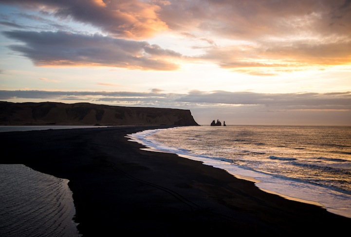 Optical Illusion Wallpaper Hd New Photos Of Vik A Breathtaking Black Sand Beach In Iceland