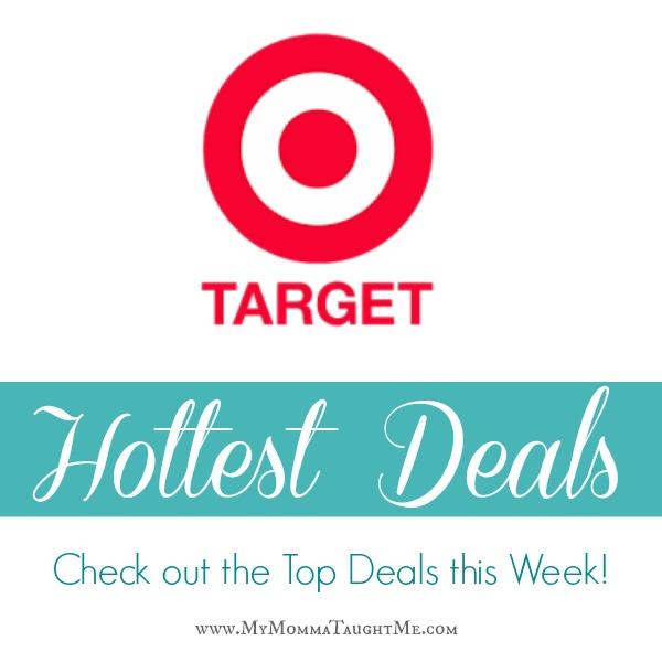 Target top deals