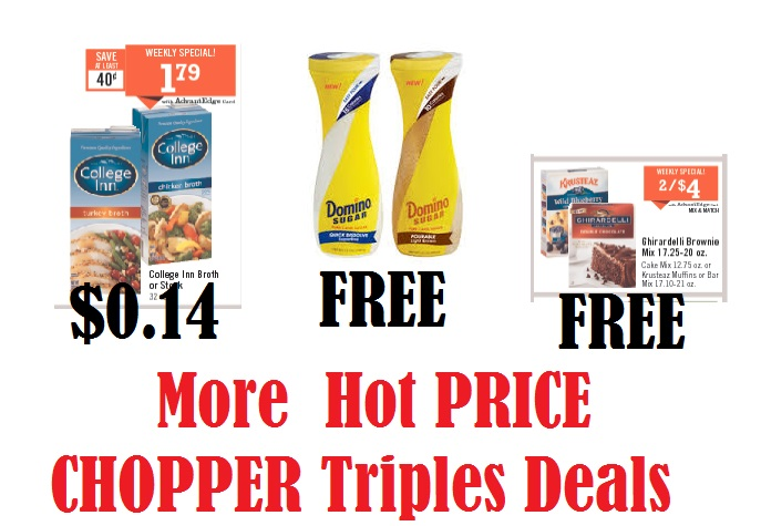 My price chopper coupon policy