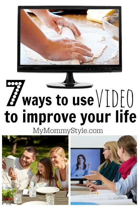 7 ways to use video to improve your life