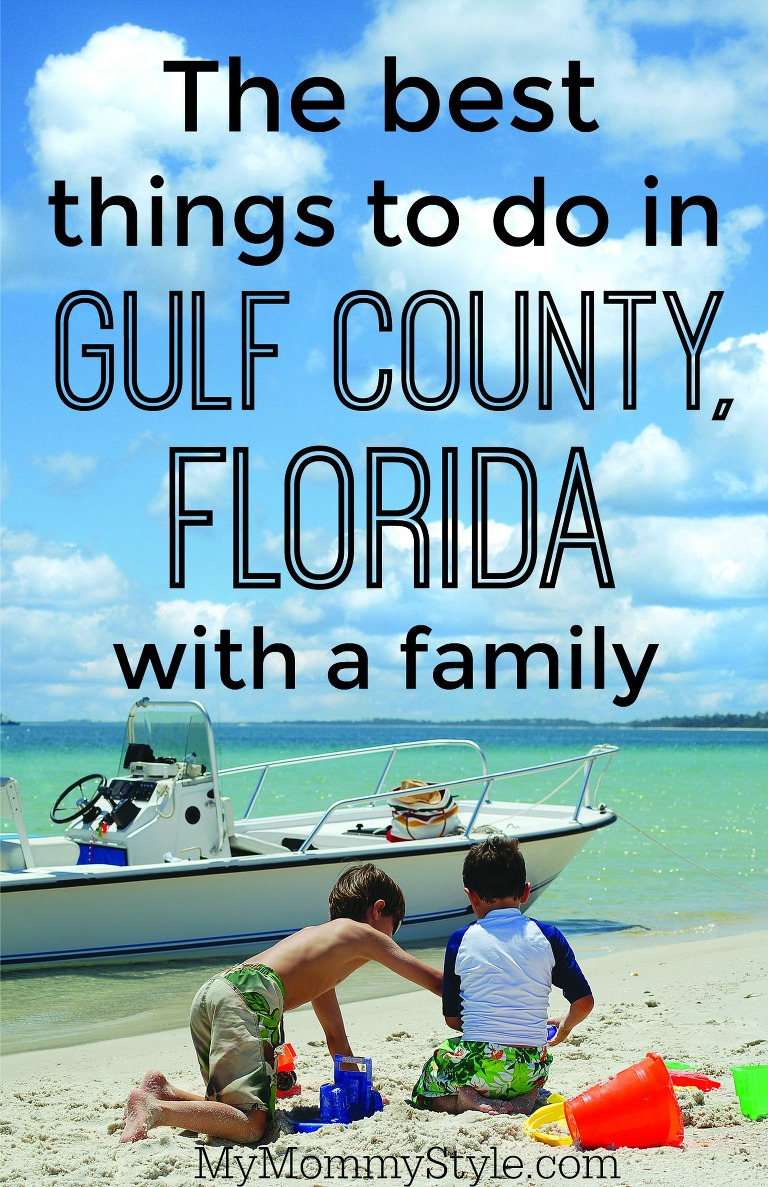 The best things to do in Gulf County Florida with a family