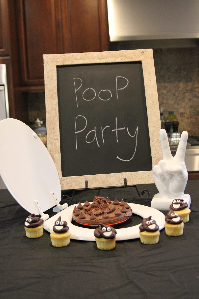 potty training, poop party, poop, potty training toddlers