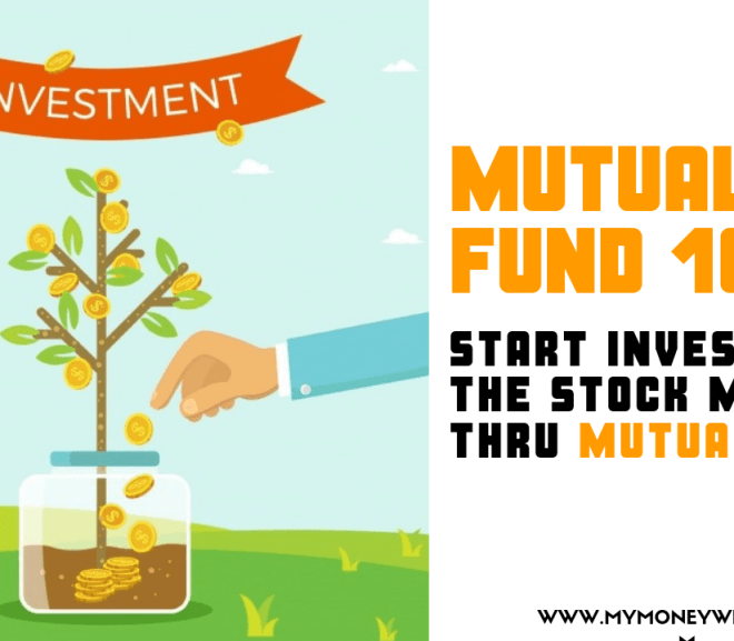 Mutual Fund 101: Start Investing in the Stock Market Thru Sun Life Mutual Fund