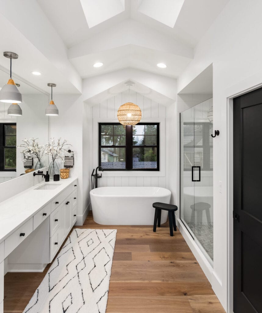 25 Modern Bathroom Ideas To Create A Clean Look