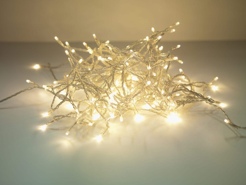 25 Tumblr Worthy Ways To Decorate With String Lights All Year Round