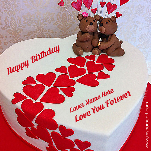 Usman Name Wallpaper 3d Write Name On Heart Birthday Cake For Lover Wishes