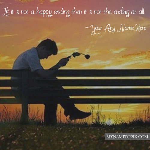 Broken Heart Quotes Wallpapers Free Download Breakup Sad Alone Boy Quotes Status Name Write Image Download