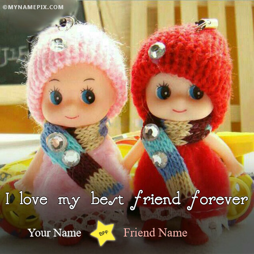 Cute Couples With Quotes Wallpaper Awesome Beautiful Cute Dolls Friendship Image With Name
