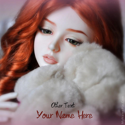 Cute Love Dolls Hd Wallpapers Dolls Pictures With Name