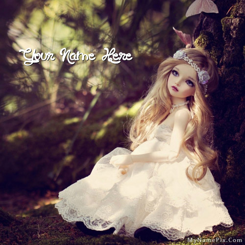 Alone Girl Wallpapers For Dp Cute Alone Doll Image With Name