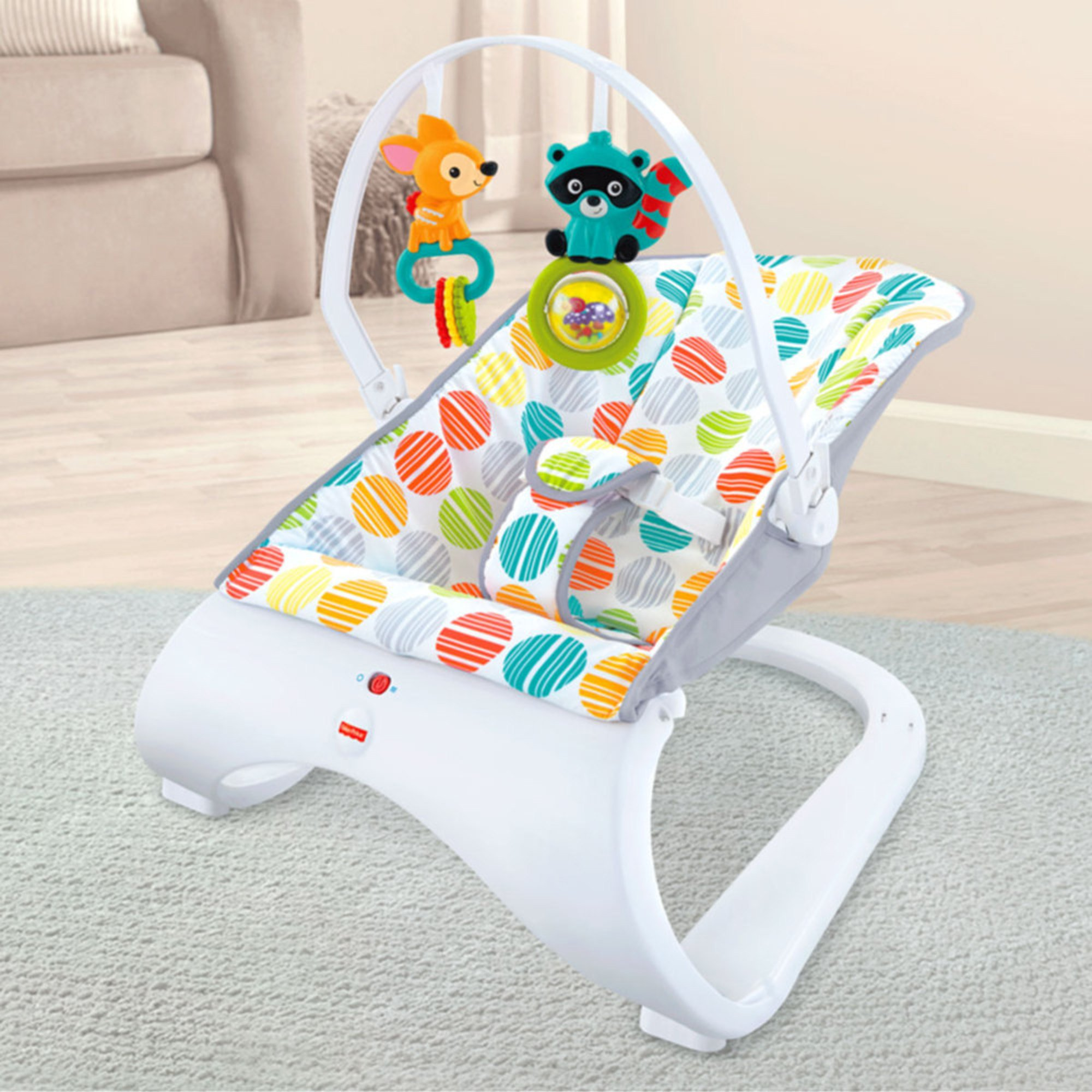 Bouncer Baby Fisher Price Comfort Curve Bouncer
