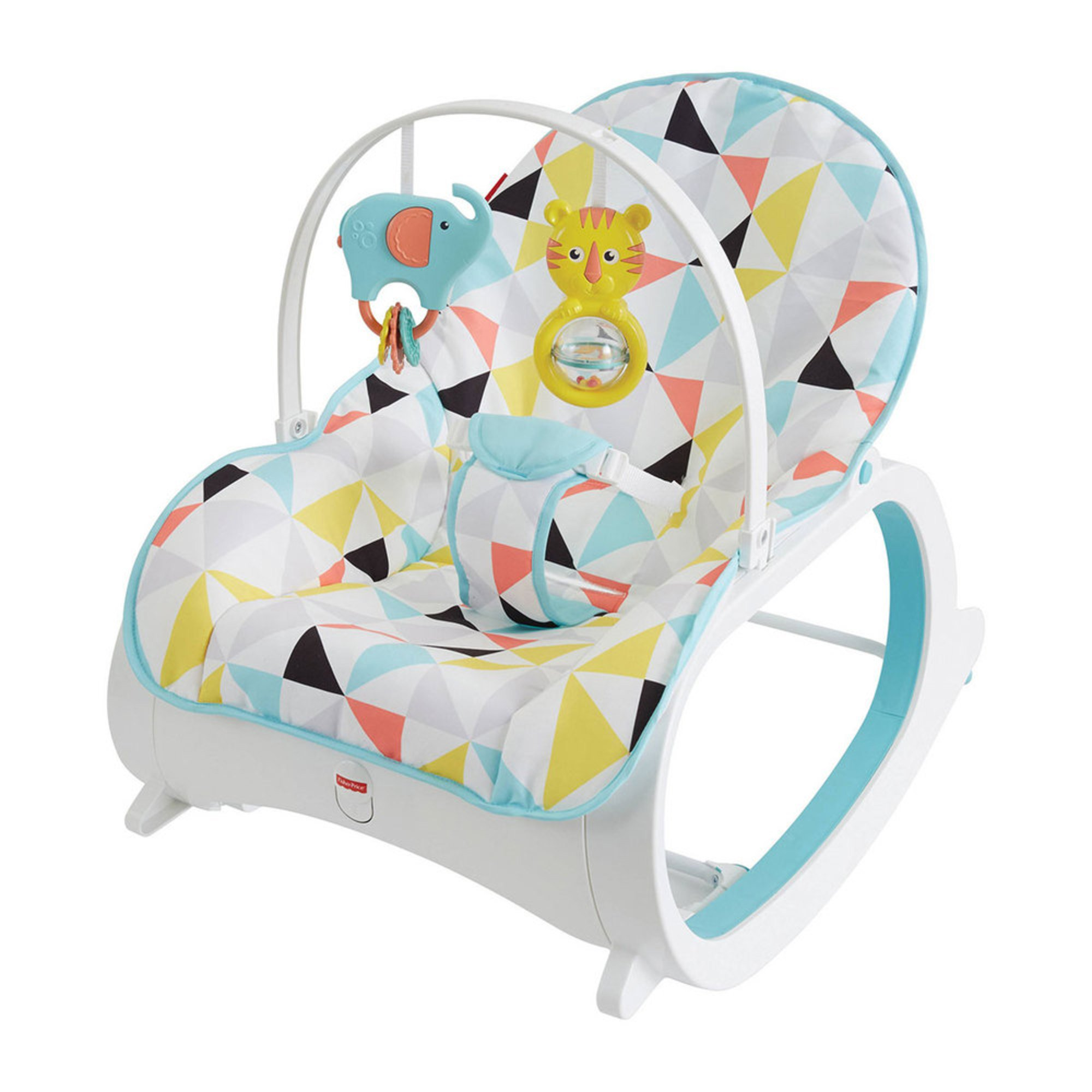 Infant Rocker Carrier Fisher Price Infant To Toddler Rocker Windmill