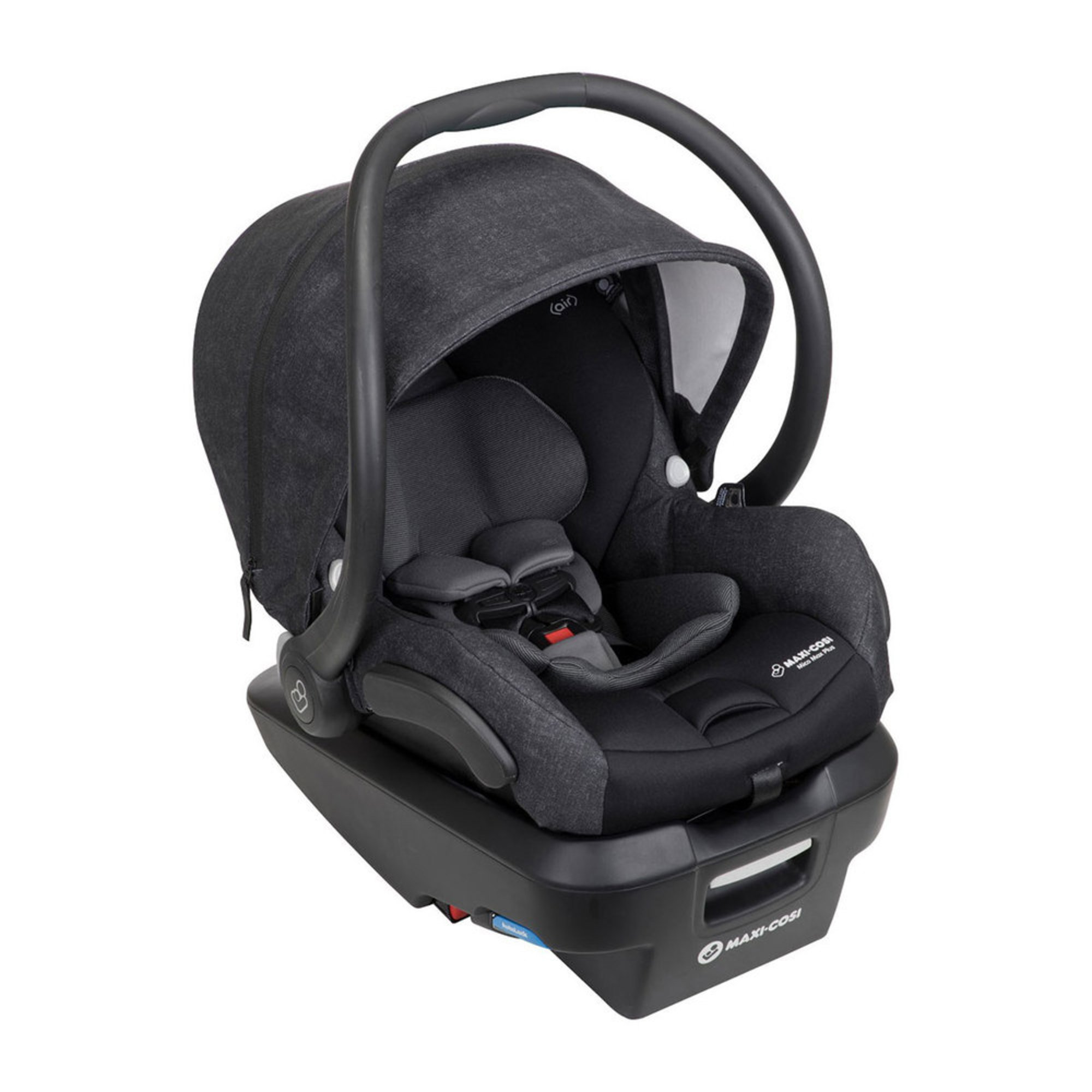 Infant Carrier Military Maxi Cosi Mico Max Plus Infant Car Seat Nomad Black