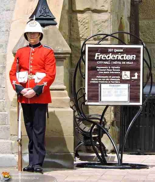 Welcome To Fredericton City Hall