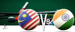 malaysia vs india, hockey, hoki,